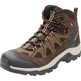 Salomon Authentic LTR GTX Shoes Men brown/black
